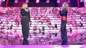 Miquel Fernández se divide en dos para sorprender con 'Tell him' de Céline Dion y Barbra Streisand