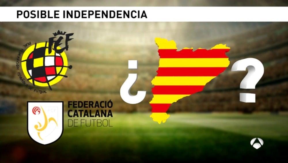 Las Federaciones catalanas se desligan de la independencia y el CSD da su apoyo a los deportistas