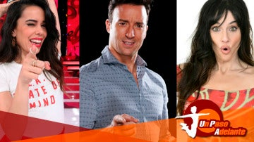 Beatriz Luengo, Pablo Puyol y Beatriz Rico