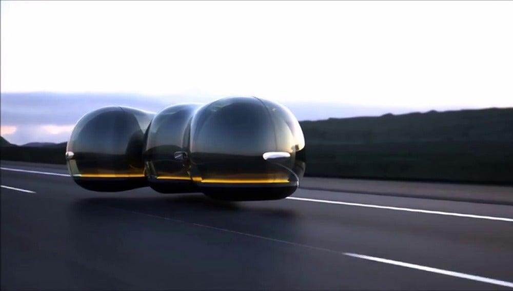 Los coches del futuro: sin ruedas y levitando