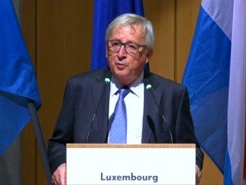 """Juncker asegura que la UE no va a mediar en Cataluña: """"No quiero una UE de 90 estados"""""""