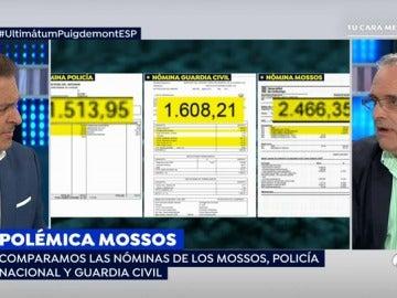 EP sueldos mossos