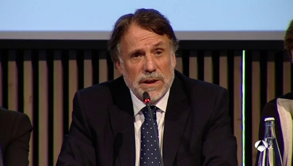 """Creuheras, presidente del Grupo Planeta, apela al """"diálogo desde la ley"""" y a la reforma de la Constitución para solucionar la situación en Cataluña"""