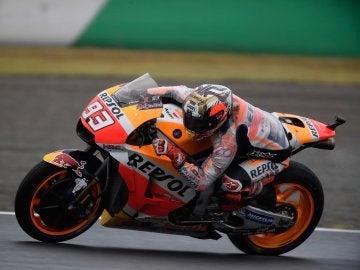 Marc Márquez saldrá desde la tercera posición en el GP de Japón