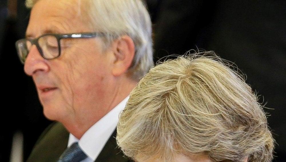El presidente de la Comisión Europea, Jean Claude Juncker