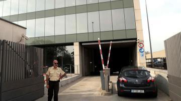 Registro en el Centro de Telecomunicaciones