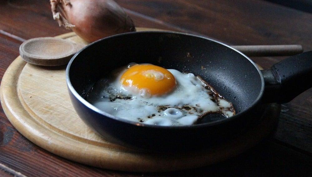 ¿Sabes freír huevos correctamente o no tienes ni idea?