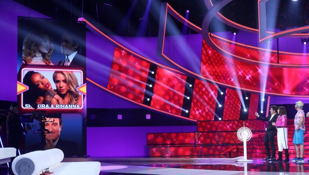Shakira, Rihanna, Adele y Sia, entre las actuaciones de la quinta gala de 'Tu cara me suena'