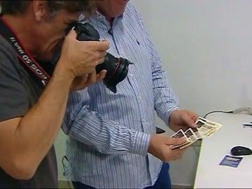 Ya no queda: Agotados los décimos de lotería acabados en 155