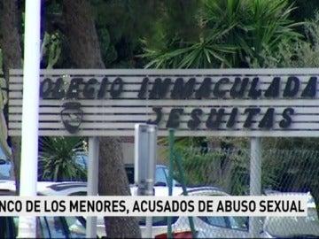 El colegio Inmaculada de Alicante