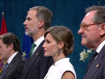 Las principales anécdotas de los premios Princesa de Asturias