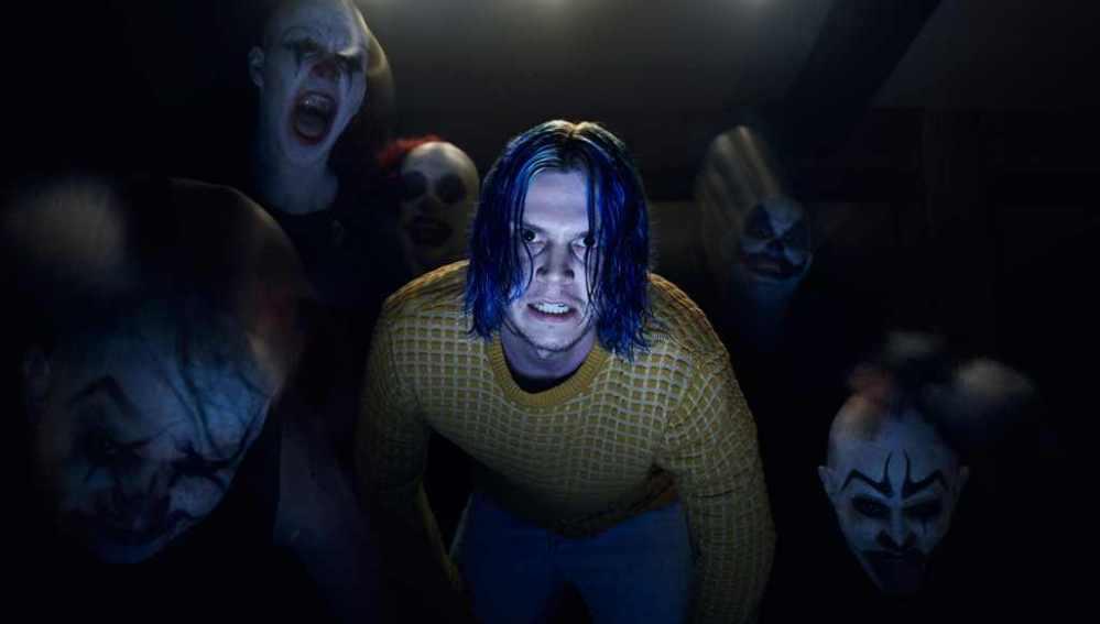 Evan Peters en 'American Horror Story: Cult'