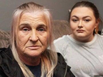 La abuela y la nieta