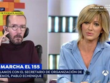 Pablo Echenique, en EP