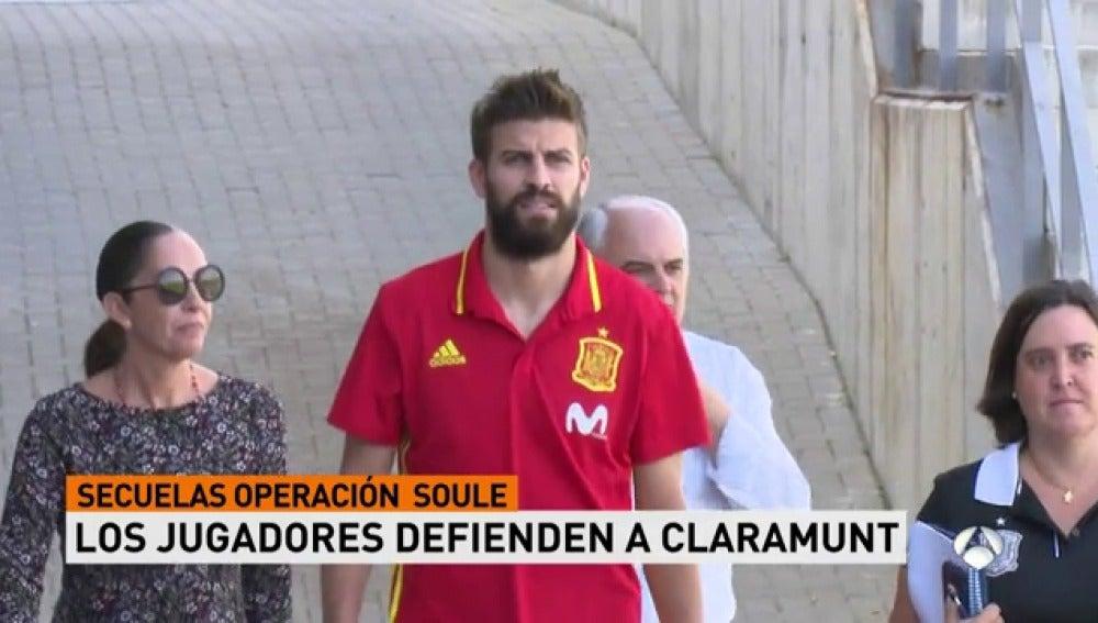 Los jugadores de la Roja amenazan con un posible motín por el despido de María José Claramunt