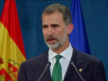 Discurso del Rey en los Premios Princesa de Asturias 2017