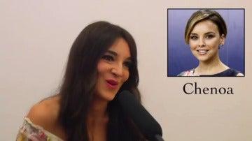 Leonor Lavado sorprende con su imitación de Chenoa