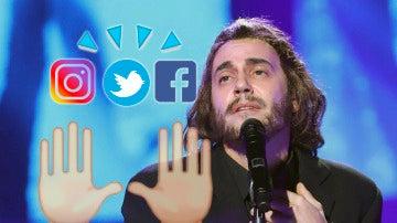 Las redes sociales elogian a Miquel Fernández como Salvador Sobral