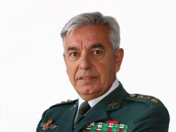Manuel Sánchez Corbí, coronel jefe de la Unidad Central Operativa (UCO) de la Guardia Civil