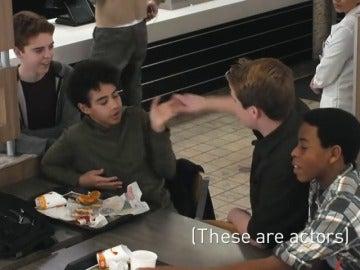Burger King y la Fundación ANAR lanzan la campaña 'Bullying Junior' para crear conciencia del acoso escolar