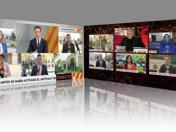 Especiales informativos de Atresmedia TV