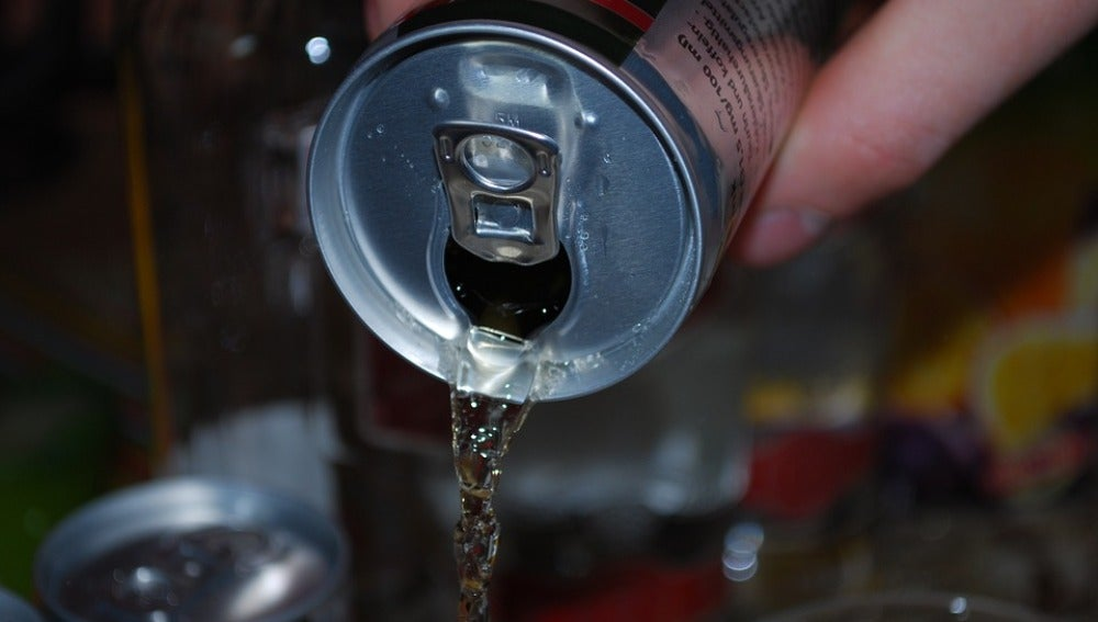 Las bebidas energéticas pueden dar muchos problemas.