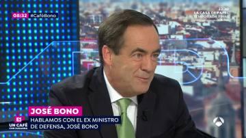 José Bono en EP