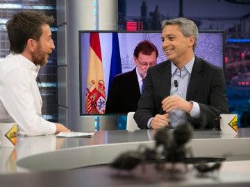 """Vicente Vallés: """"No creo que se den enfrentamientos entre las fuerzas de seguridad"""""""