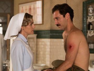 Andrés prepara su regreso a España con Julia