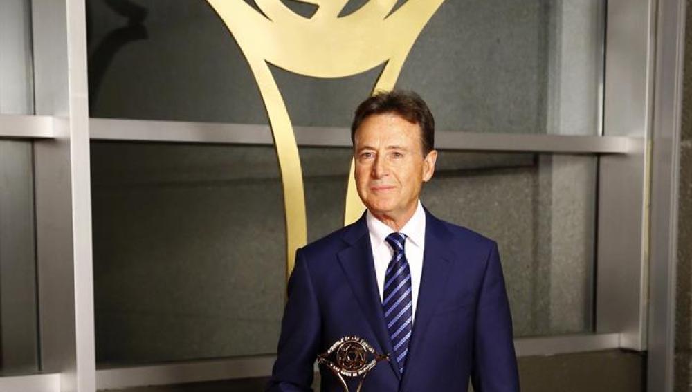 Matías Prats recibe el Premio Iris 2017