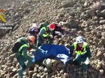 Encuentran el cuerpo de un triatleta desaparecido en el Teide