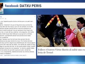 La edil que frivolizó sobre la muerte de Víctor Barrio no se arrepiente