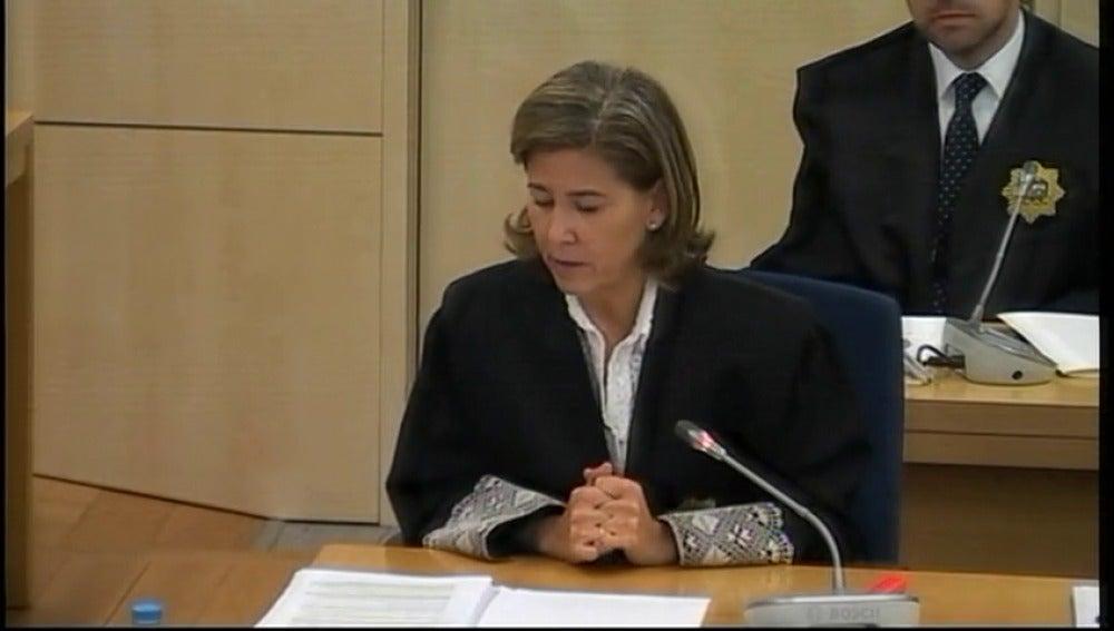 """La fiscal: """"Ha quedado plenamente acreditado que Luis el cabrón es Luis Bárcenas"""""""