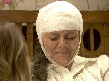 Venancia se culpabiliza de la desaparición de Carmelito