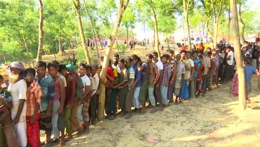 EEUU contempla sanciones contra Birmania por la crisis de los rohinyá