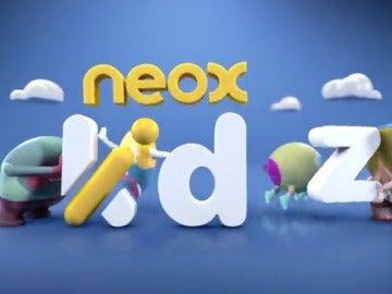 Neox kidz renueva su imagen y refuerza sus contenidos