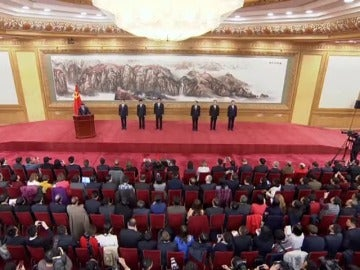 Xi se rodea de aliados y no nombra a un heredero en la nueva cúpula del PCCh