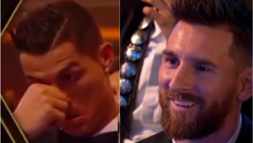 Messi vs Cristiano