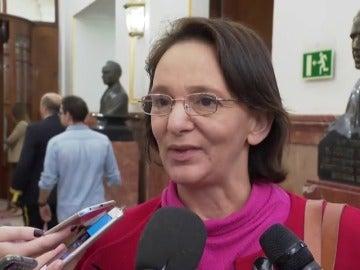 """Bescansa: """"Me gustaría un Podemos que le hablase más a España y a los españoles y no solo a los independentistas"""""""