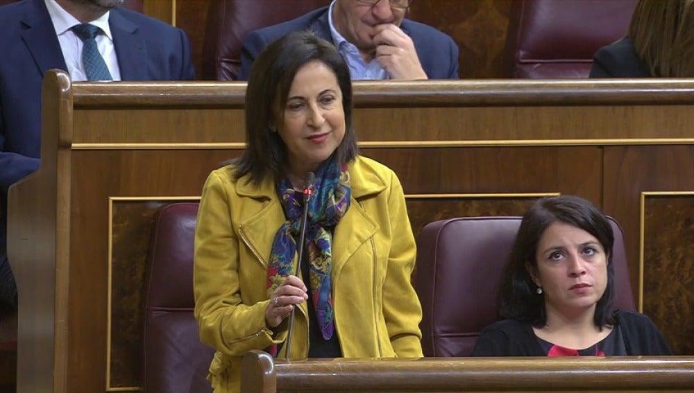 Rajoy responde a Margarita Robles