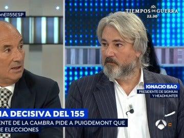 Ignacio Bao y Félix Revuelta