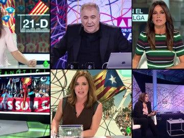 Máximo histórico para laSexta Noticias (13,6%)