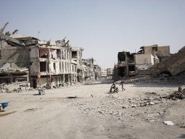 La tercera ciudad más grande de Irak vio nacer en 2014 a Daesh