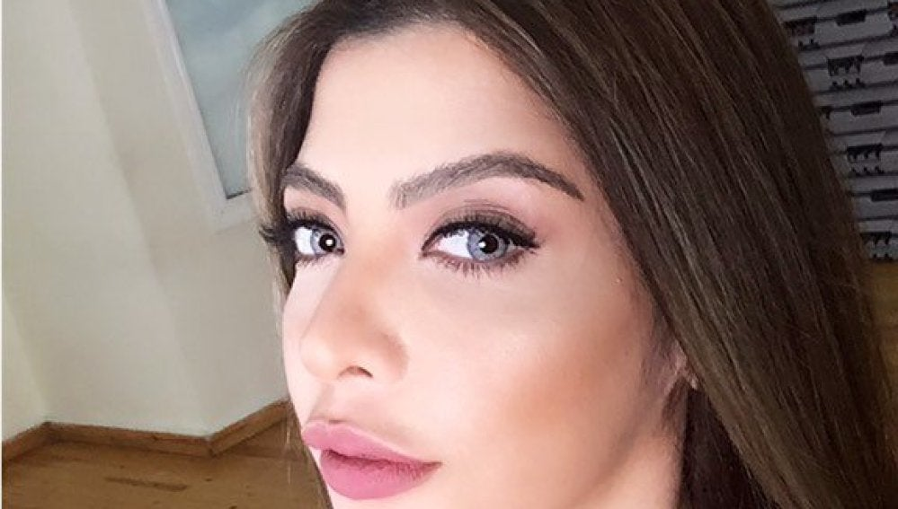 Doaa Salah, la presentadora egipcia condenada a prisión