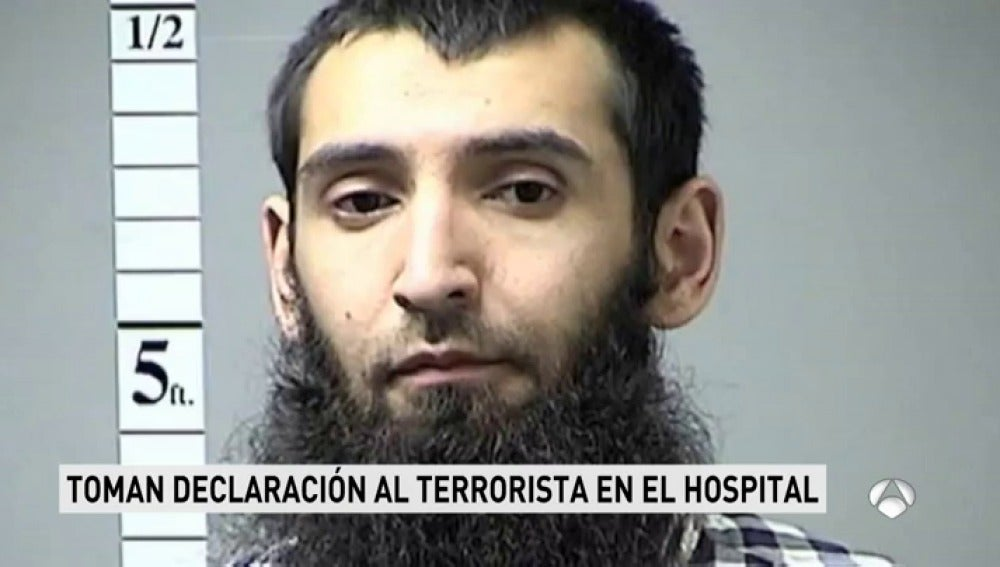 El autor del atentado de Manhattan llevaba semanas preparando el ataque siguiendo instrucciones de Daesh