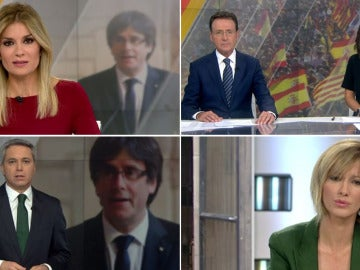 Octubre de récord para Antena 3 Noticias y Espejo Público