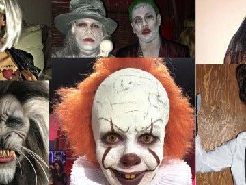 Los famosos se disfrazan por Halloween