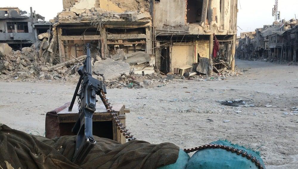 Inicio y final del Daesh