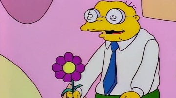 Hans Topo en 'Los Simpson'