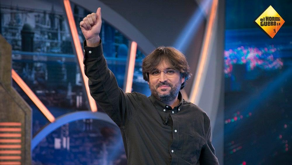 """Jordi Évole, sobre Cataluña: """"Hemos llegado a un punto en el que va a ganar el que frene, el que diga 'basta'"""""""